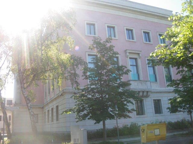 【2】イタリア大使館