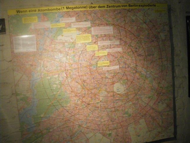 【15】原爆がベルリンに投下された場合の想定被災図