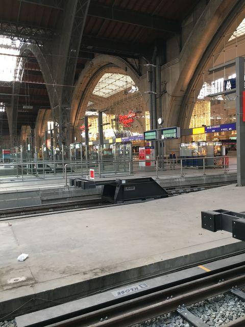 ライプツィヒ駅