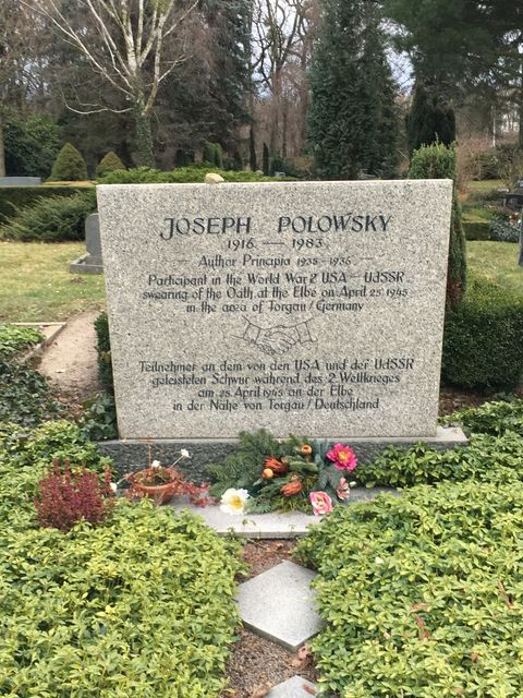 ポロウスキーの墓