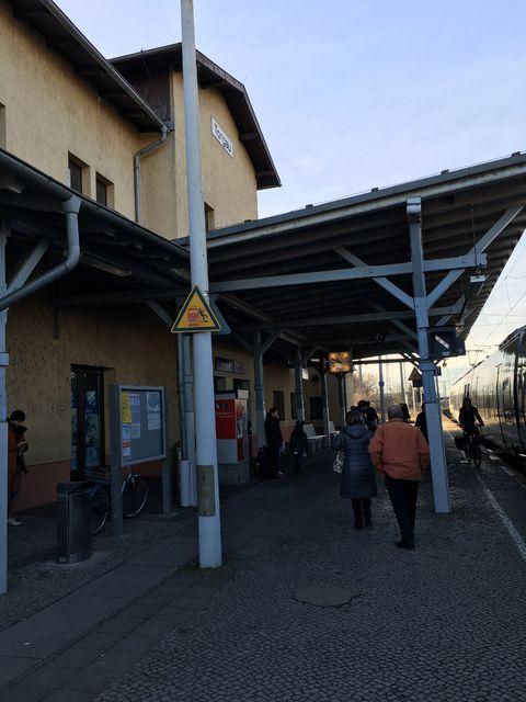 トルガウ駅