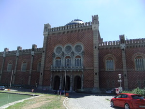 ウィーンの軍事史博物館