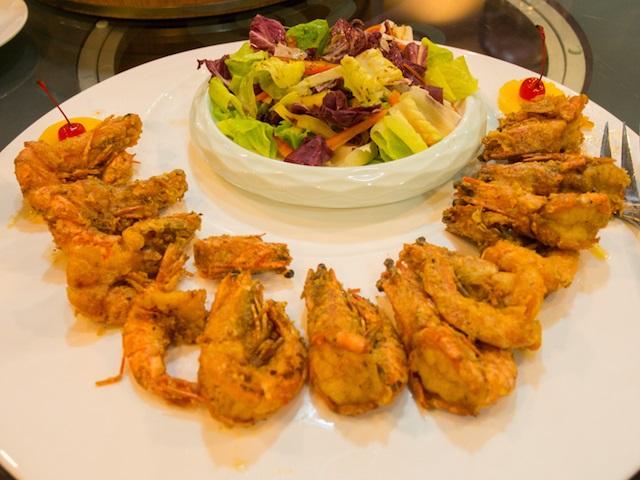 イーラン海鮮料理