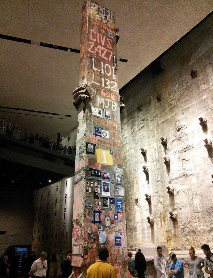 9.11最後の柱