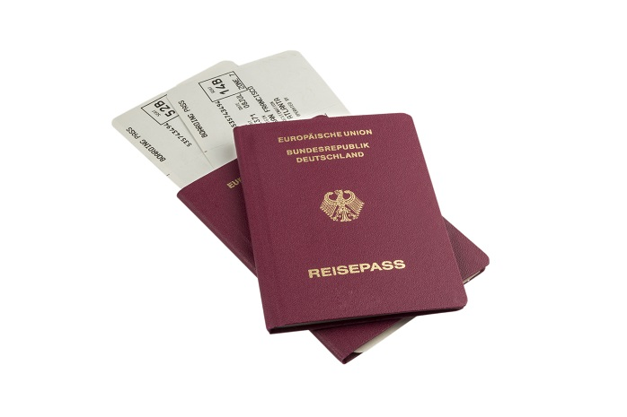Passports and Tickets
