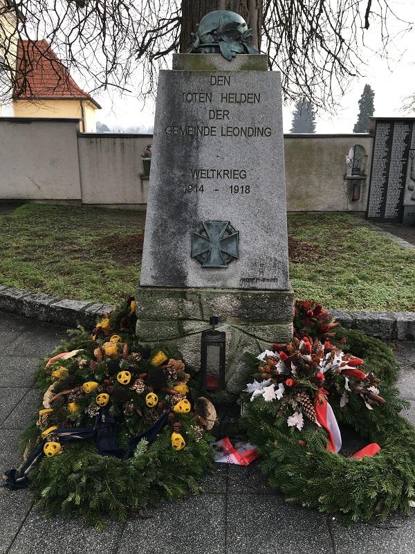 13 第1次世界大戦の石碑