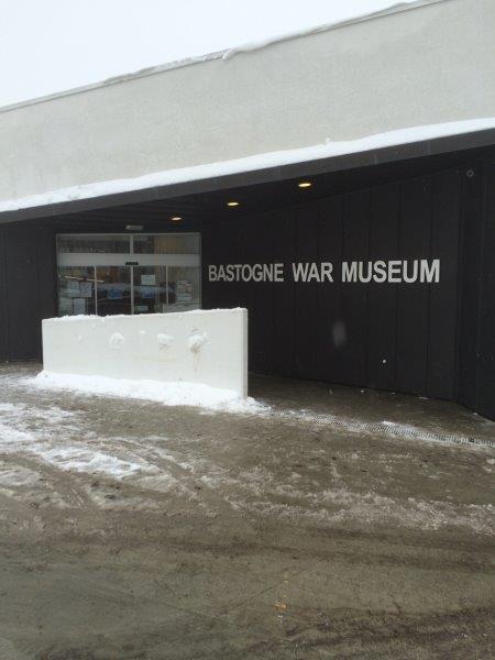 【14】バストーニュ戦争博物館