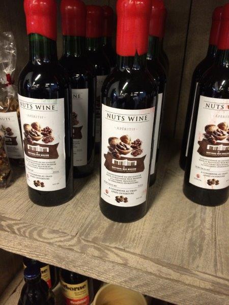 【16】バストーニュ戦争博物館のお土産のワイン
