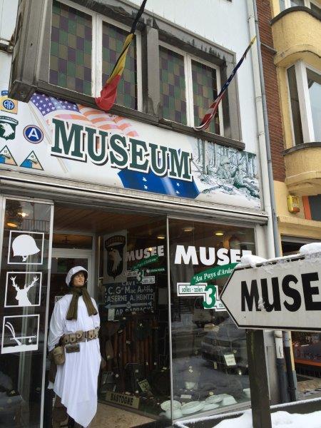 【10】おじさんの博物館の外観