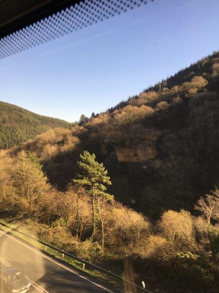 【6】列車からの風景