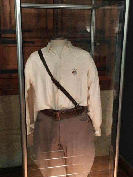 【8】政府側兵士の軍服