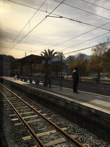【12】途中駅の風景