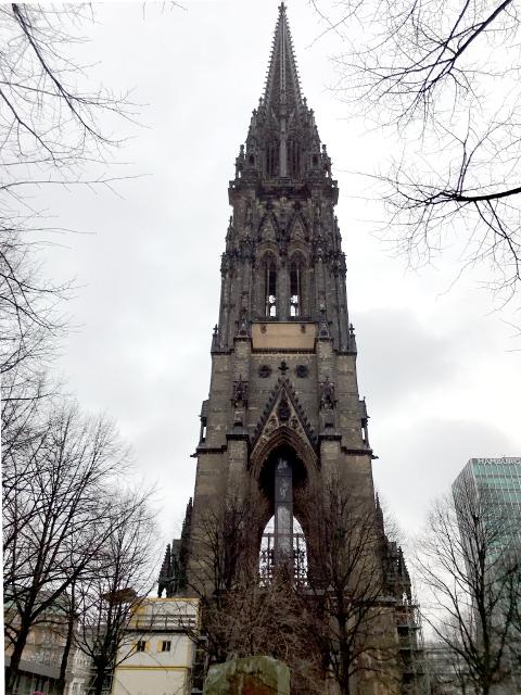 聖ニコライ教会の外観