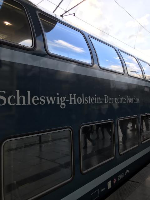 シュレースヴィヒ=ホルシュタイン州で使用されているドイツ国鉄の車両