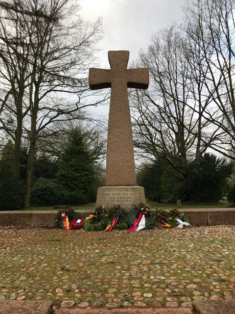 第二次世界大戦の碑