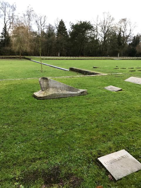 Uボート関連の墓