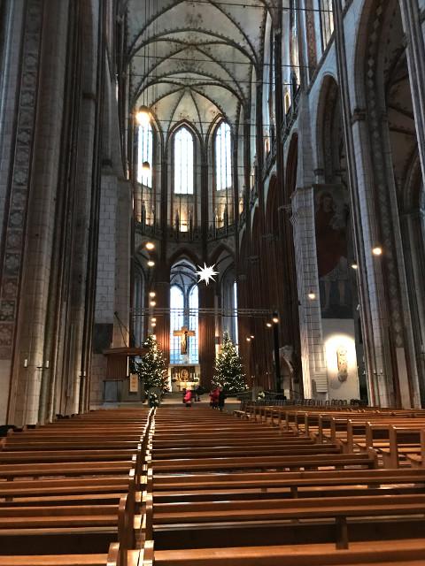 聖マリア教の会内部
