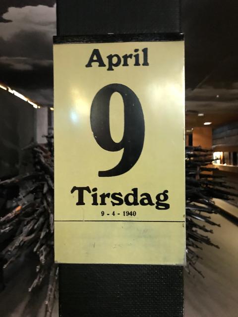 北欧の戦いが始まった日の日めくりカレンダー