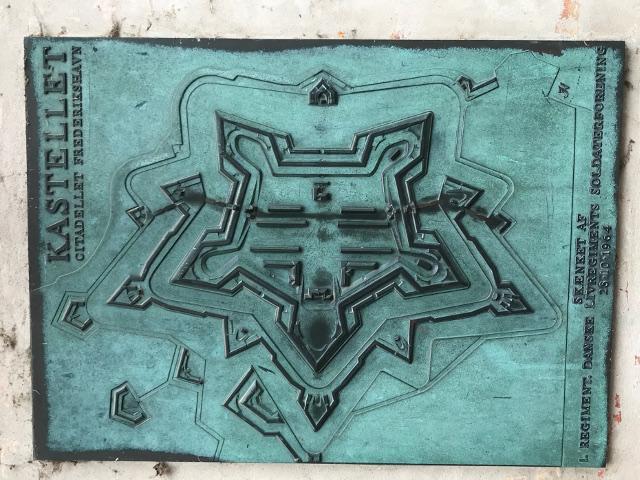 星形のカステレット要塞