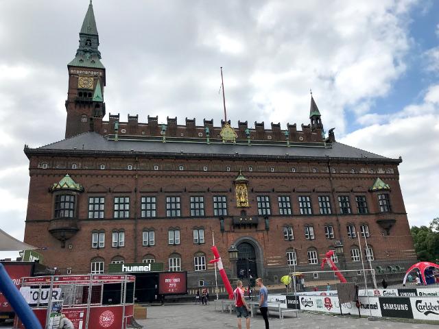 デンマーク市庁舎