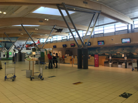 ハシュタ・ナルヴィク空港