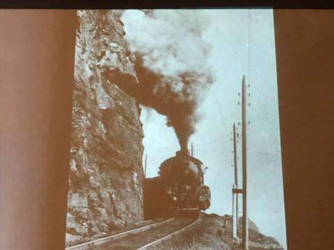 開業当時のオーフォート鉄道