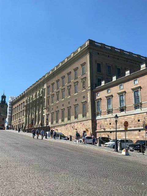 スウェーデンの王宮