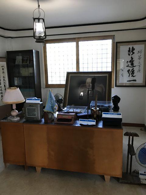 李承晩の執務室