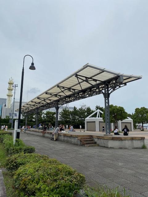 横浜港跡駅