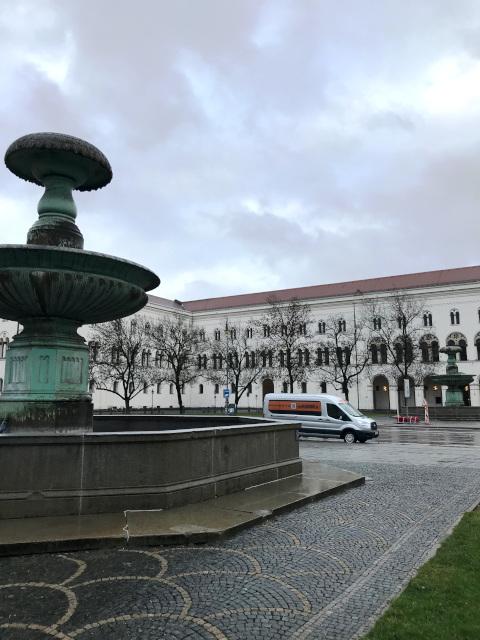 復員後のヒトラーが民族の啓発講座を聴講していたミュンヘン大学