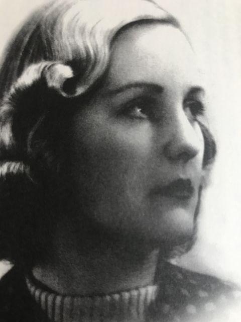 ナチスに心酔した英国女性ユニティ・ミッドフォード。 ヒトラーをめぐる女たち(TBSブリタニカ)から転載