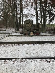 ロンメルの記念碑