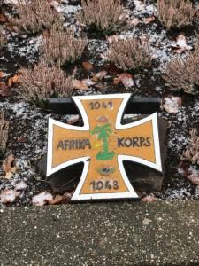 AFRIKA KORPSはアフリカ軍団の意味
