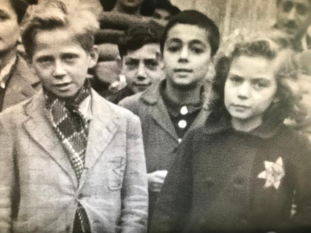 ユダヤ人の子供たち