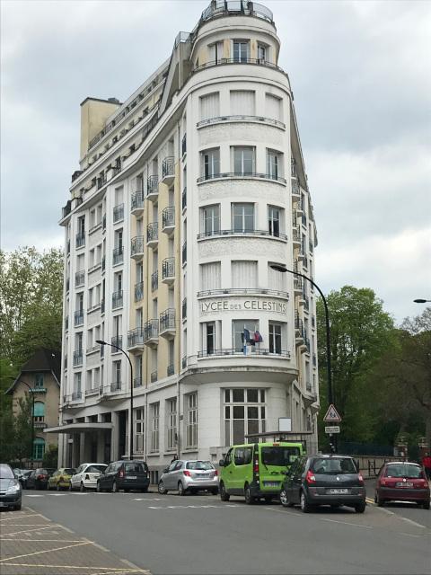 ヴィシー政府の内務省が入っていた建物