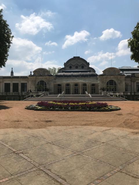 ヴィシーフランスの議会として使われた劇場
