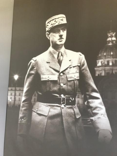 第二次世界大戦のフランスの英雄ド・ゴール