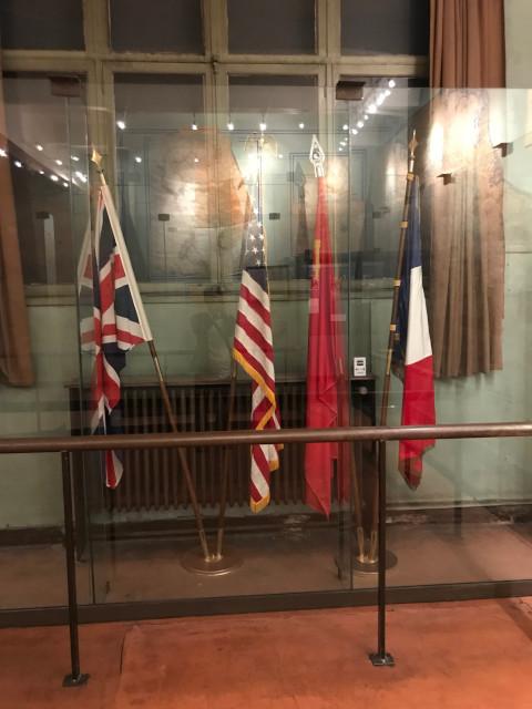 連合国各国の旗