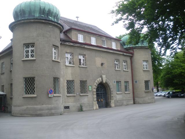 現在のランツベルク刑務所