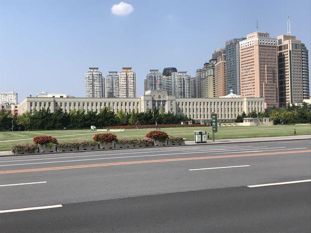 大連にある関東州庁だった建物