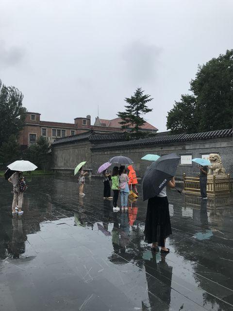 張作霖が息を引き取った自邸だった、張氏帥府博物館