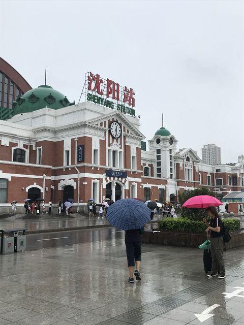 瀋陽駅(旧奉天駅)