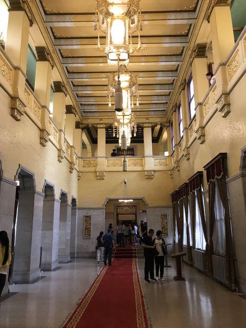同徳殿のホール