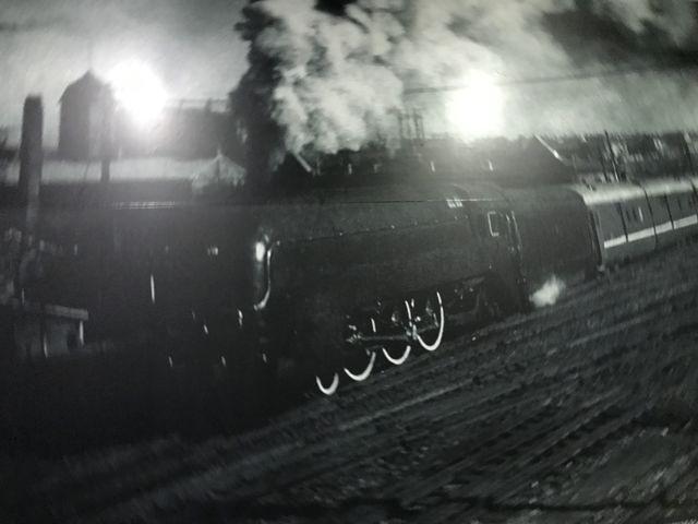 南満州鉄道の特急あじあ号