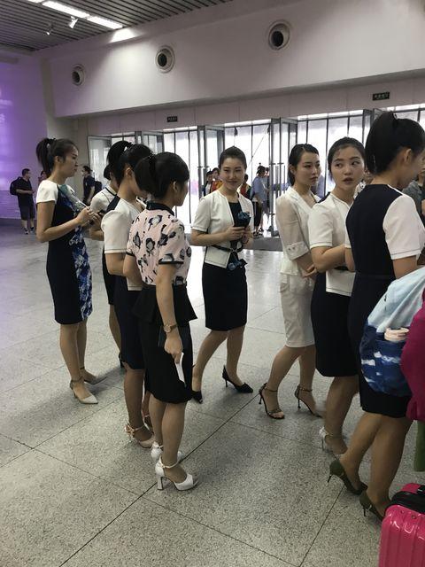 北朝鮮の美女軍団