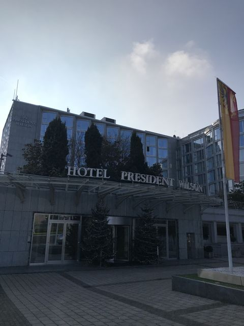ホテル・プレジデント・ウィルソン
