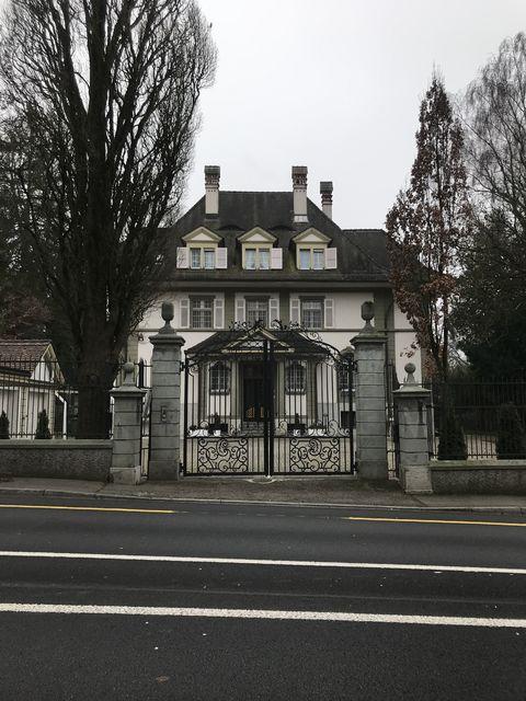 旧日本公使公邸