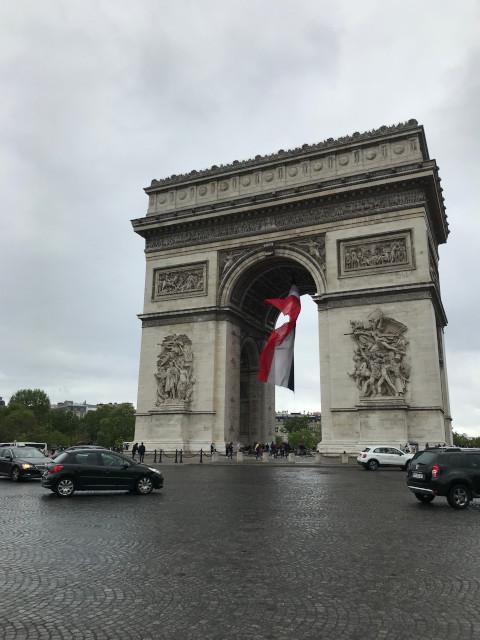 最初のヨーロッパ取材先はフランスのパリだった